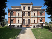 Villa Belussi restaurace + 3 suity, Cignone